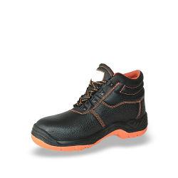 Утвержденные Inescop S3 стальные ноги и середине пластины обувь мода обувь