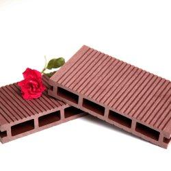 Переплетение гараж пол, высокое качество WPC декоративные платы Композитный пластик WPC декорированных древесины