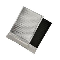 Prateado brilhante Pressure-Resistant Mailer almofadado de alumínio por grosso eco-friendly Envelopes Bolha metálica