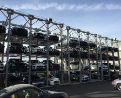 Elevatore meccanico di parcheggio dell'automobile del garage dei 4 alberini