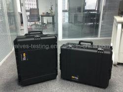 온라인으로 실험실 장비 장치를 시험하는 휴대용 전산화된 안전 밸브