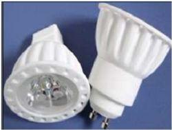 Faretto a LED in ceramica GU10 3LED (XS-CGU10L03)