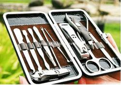11PCS van uitstekende kwaliteit Manicure Set (jdk-MS5004)