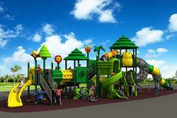 Novo design do fabricante para crianças Crianças Piscina/playground coberto Big desliza para venda