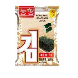 [15غ] [نونغ] [هنغ] [بّق] [فلفوور] عشب بحريّ تابليّ عشب بحريّ وجبة خفيفة عشب بحريّ لذيذة