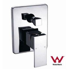 衛生製品の透かしの正方形の真鍮の浴室のシャワーのミキサー(HD504D9)