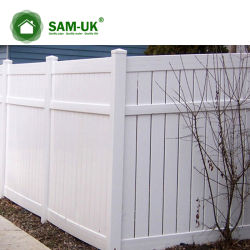 6 X 8 Pvc Imperial Pvc Semi Private Vinyl Fence Lattice