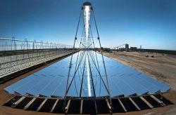 Alta en el exterior de aluminio anodizado acabado de espejo reflectante hoja para la Energía Solar