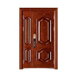 Metalleisen-Sicherheits-Eintrag-Tür Pravesh Stahltür-kundenspezifische Stahltür-Eingangs-Mittel-Sicherheits-Tür