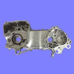 Liga de alumínio de fundição de moldes personalizados de motociclo do Alojamento do Motor