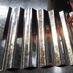11 Vaga Spangle Regular a chapa de aço corrugado galvanizado
