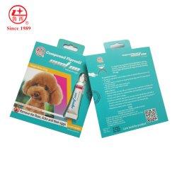 Fipronil 10% Parasit-Insektenvertilgungsmittel-Schädlingsbekämpfungsmittel-Hundekatze Pets Medizin Anthelmintics