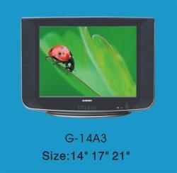 カラーテレビ14inch 17のインチ21inchの純粋なFaltのカラーテレビ