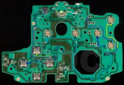 Rogers 4350 PCB de dupla camada com fractius de imersão