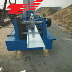 Z Steel Purline Channel Section Profile Roll Forming Machine