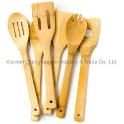Cucchiaio del bambù delle forcelle del bambù dell'utensile
