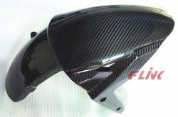 Передний щиток велосипеда волокна углерода мотоцикла для Кавасакии Zx10r 2016