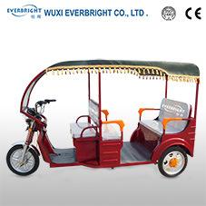 Auto Moto Tricycle rickshaw pour les passagers