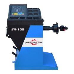 Nouveau produit de haute qualité Jintuo Equilibrage des roues Machine Equilibreuse
