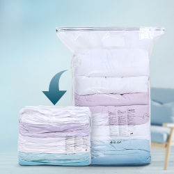 كبيرة بلاستيكيّة فراغ يكيّف تخزين فراغ حافظ [فكوم بغ] فراغ يكبس حقيبة لأنّ ألحفة وملابس