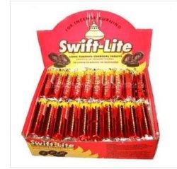 La Ronda Natural Shisha Hookah carbón Shisha carbón de leña para Sale-Easy/a la luz