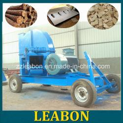 セリウムによって承認される産業使用されたPto駆動機構の移動式ドラム木製の砕木機