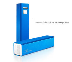 Mobile Phone Porable Battery Charger 2200mAh (MBP803)のための力バンク