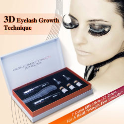 Косметики 2016 новых Eyelash роста продукции эффективного роста Eyelash 3D технология жидких Eyelash расширители