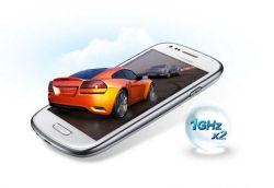 Telefono astuto sbloccato cella Siii del Mobile del Android 4.1 di pollice I8190 di originale 4.0 mini