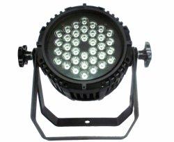 36ПК 3W RGB для использования вне помещений IP65 этап индикатор событий промойте PAR лампа Can