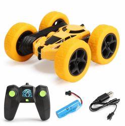 Stunt Double Sided 2.4G Flip Lander de Control Remoto juguetes niños Control remoto RC coche