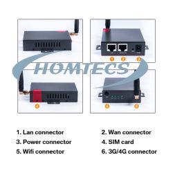 Módem inalámbrico 3G HSPA con RS232, SMS, cds, Dial-up de la serie H20