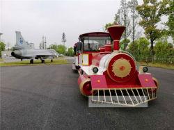 Turismo de la fábrica de tren diesel y eléctricas personalizadas para la opción