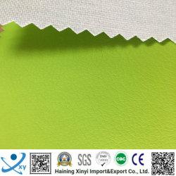 Haut de la qualité Tissu Lether PU Doublure en cuir pour faire de cas de téléphone