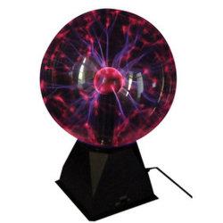 """Lâmpada de Bola de plasma de 8"""" com função Sound-Control"""