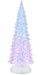 [3د] أكريليكيّ عيد ميلاد المسيح قمزة طاولة ضوء مصباح
