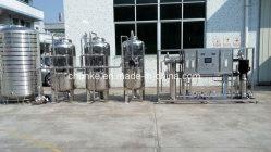 Aço inoxidável / Purificador de água RO de PRFV para fins industriais Grau alimentício