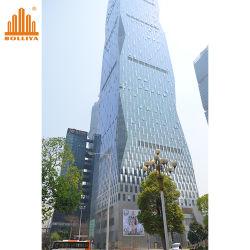 Edelstahl-zusammengesetzte Gebäude-Fassaden