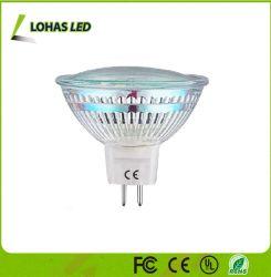 MR16 3.5W van de LEIDENE van het Glas SMD2835 de Lamp Bol van de Schijnwerper met Ce