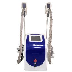 Macchina di congelamento grassa portatile Cryolipolysis/cavitazione grassa ultrasonica con 5 maniglie