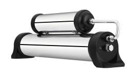 3 مراحل جهاز التقطيع من الفولاذ المقاوم للصدأ 1000 لتر/ساعة معدات معالجة المياه