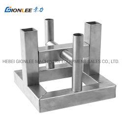 Feuille de Métal de traitement de divers composants du tuyau de métal