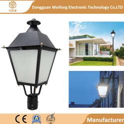 LED lanterne en plein air forme économique Outdoor feux à LED IP65 Lampe de la rue 35 40 55 70watt pour l'éclairage urbain