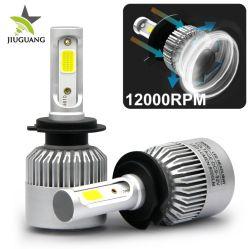 Wholesale Super Bright Waterproof IP68 6500K 8000lm H4 H7 H11 المصباح الأمامي للسيارة بقدرة 40W 9005 9012