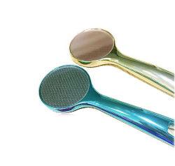 Cuidado de los pies de cristal Nano pedicura herramientas con coste barato Archivo Pie (FF7049)