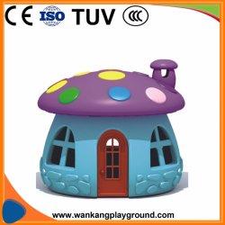 Пластиковый играть дома в парк развлечений коммерческих (WK-CC71120A)