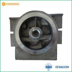 Aluminium Soem Druckguss-Universalklemme mit Raupe-startender Oberfläche