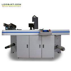 Selbstklebender Kennsatz-UVdigital-Drucken-Tintenstrahl