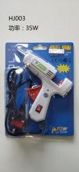 Mini heiße Schmelzkleber-Farbspritzpistole-und Stock-Abdichten-Gewehr