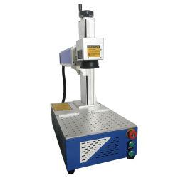 marcadora láser de CO2 para los muebles y cristal Marke